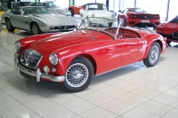 MG A 1500 Roadster 1957